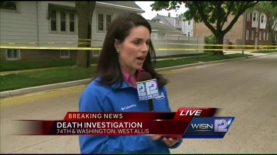 Woman's body found in West Allis apartment building