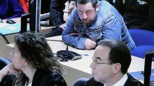 La Guardia Civil dice que el Chicle confesó que volvió al pozo tras el crimen