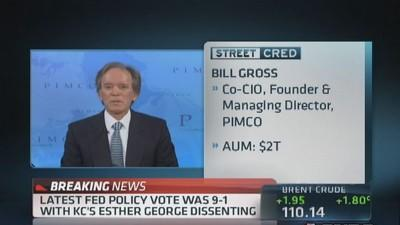 Pimco's Gross on no taper: 'Hand off from Bernanke's Fed ...