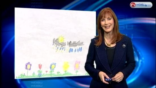 Margaret's Weather Picture for Feb. 19