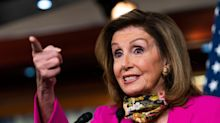 Republicans threaten to oust  Nancy Pelosi if she impeaches Donald Trump again