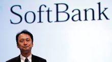 SoftBank telco unit rotates CEO, Son steps down as chairman