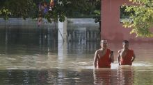 10,000 evacuated in Cambodia due to flooding; rice crop hit