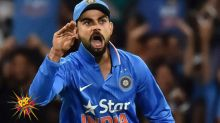 Here's What Happened When A Waiter Embarrassed Virat Kohli In Front Of His Teammates!