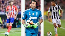 Gossip: Man Utd 'target entire new back four', Liverpool 'want Buffon', West Ham 'choose Benitez'