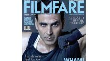 Hit machine! The unstoppable Akshay Kumar powers his way ahead on Filmfare's latest cover