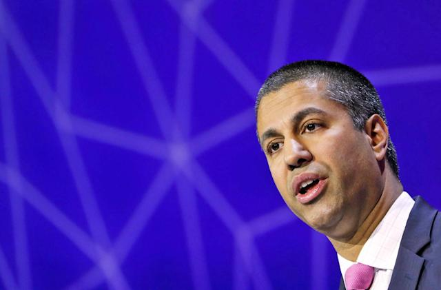 FCC chairman Ajit Pai nominated for another term