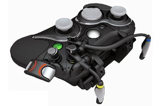 The N-Control Avenger turns your controller into the robot spider from Wild Wild West