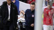 Denmark's Christian Eriksen stabilised in hospital after collapse
