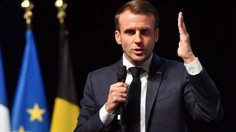 """Macron parle des """"bonnes raisons"""" de l'exil fiscal"""
