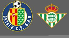 Getafe-Betis, Liga de España: el partido de la jornada 4