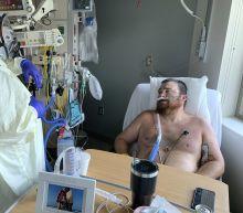Ravages of COVID surge evident inside Missouri hospital