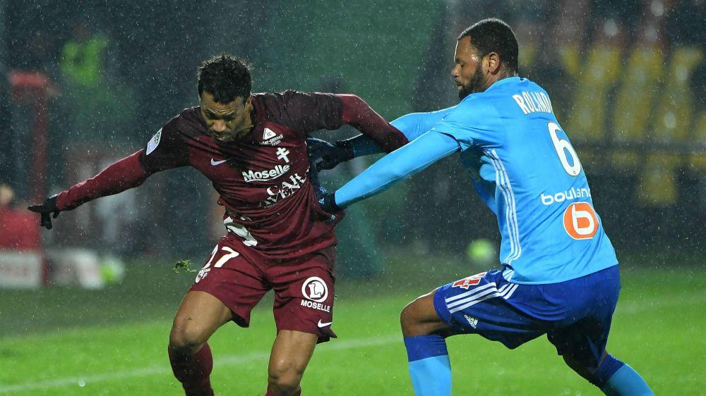 Metz set Ligue 1 record for successive home defeats