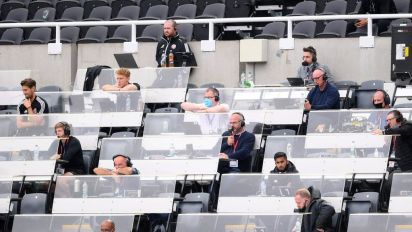 Football's 'civil war': Press react to European Super League proposals