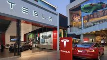 Tesla Breaks Out, Leading 5 Top Stocks Near Buy Points In This Classic Bullish Pattern