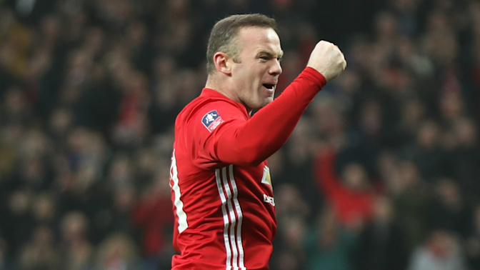 Rooney has lots of offers to leave Man United