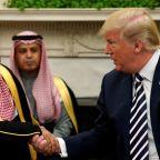 Trump says he will stand by Saudi Arabia despite Khashoggi murder