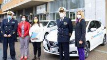 Nissan, consegnate 50 Leaf alle Capitanerie di Porto