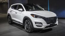 2019 Hyundai Tucson upgraded to an IIHS Top Safety Pick+