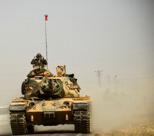 Rocket attack on Turkish tanks in Syria kills soldier: state media