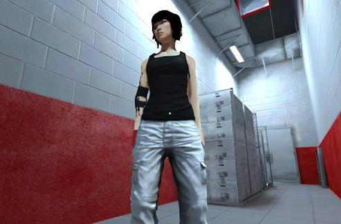 Mirror's Edge hack introduces third-person view