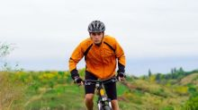Helmet use reduces odds of head injuries in cyclists by 58%