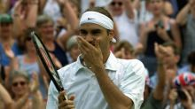 Roger Federer's highs and lows at Wimbledon