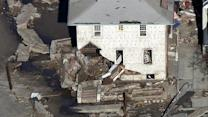 Watch: Aerials of Sandy-damaged Brooklyn