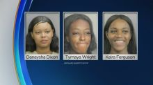 3 Women Arrested For Attacking Spirit Airlines Employees
