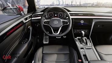 VW The Arteon影片三部曲,內裝篇
