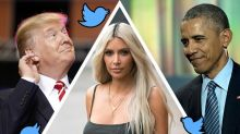 Trump, Obama and Kim Kardashian Hit by Twitter Purge