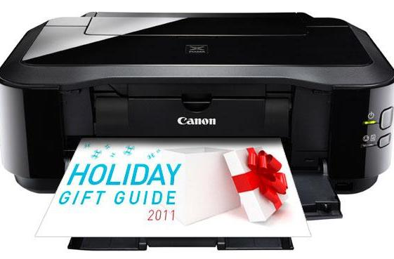Engadget's holiday gift guide 2011: printers