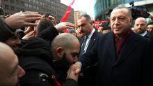 Erdogan says Somalia has invited Turkey to explore for oil in its seas -NTV