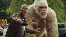 'Rampage' Rocks International Box Office With $114 Million