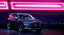 Hyundai eyes U.S. with first Genesis SUV