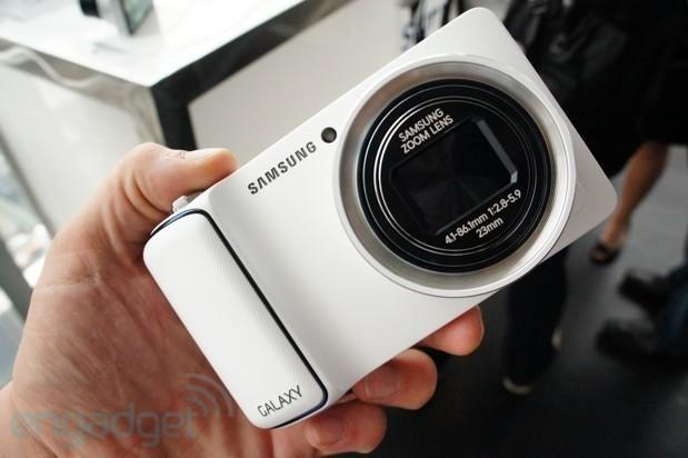 Samsung Galaxy Camera marries Android and photography on AT&T, we go hands-on (update: video!)
