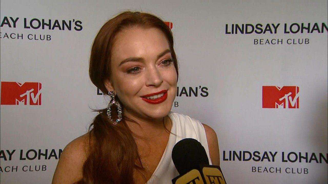 Lindsay Lohan's Prison Survival Guide - 2019 year