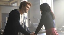 """Camila Mendes on   Riverdale 's Veronica and """"Dark Archie"""""""
