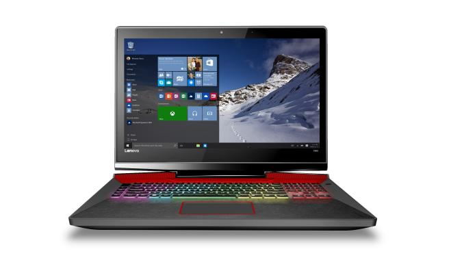 Lenovo's new gaming laptop has one-touch overclocking