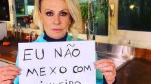"""Ana Maria Braga diz que não mexe com dinheiro: """"Resolvi evoluir"""""""