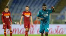 Highlights of Roma's 2-1 Olimpico Loss to AC Milan
