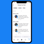 Facebook finally makes it way easier to trash your old posts