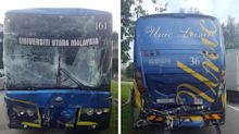 SEA Games: Buses carrying squash players collide, injuries reported