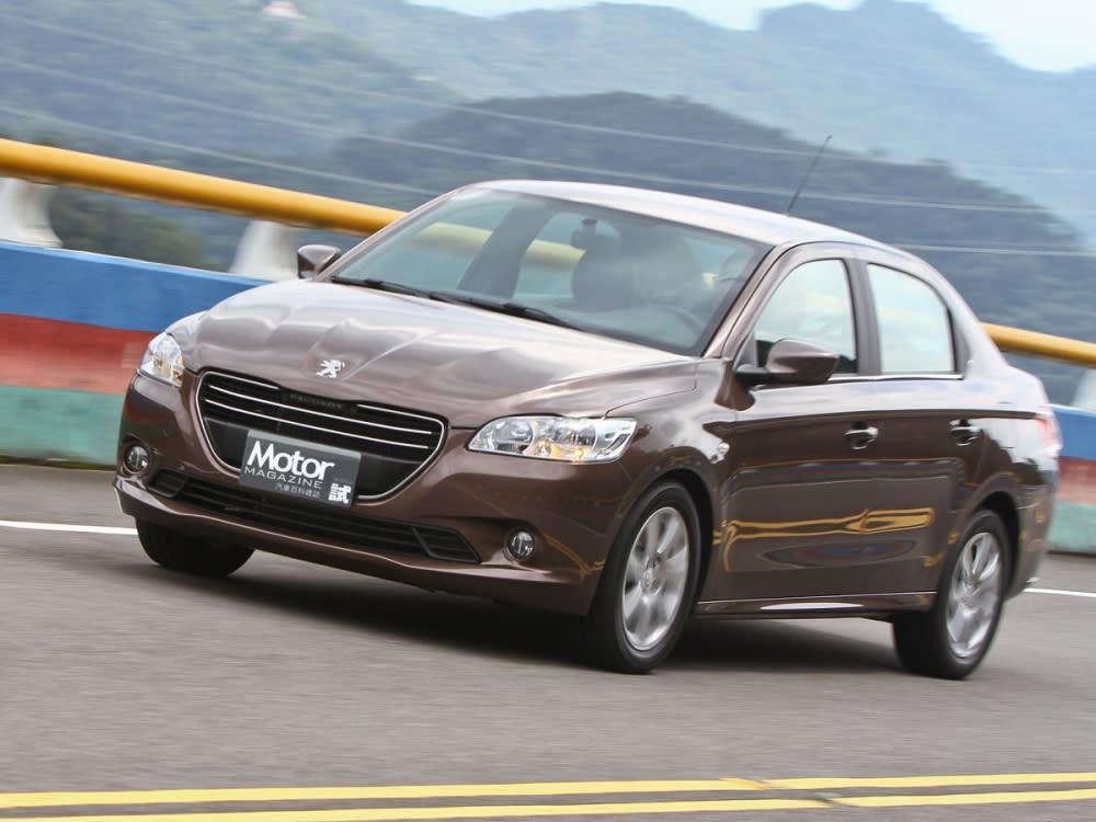 【路試報導】Peugeot 301 1.6L VTi Active