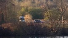 Reading helicopter crash: Aircraft crashes near River Thames after going into a spin