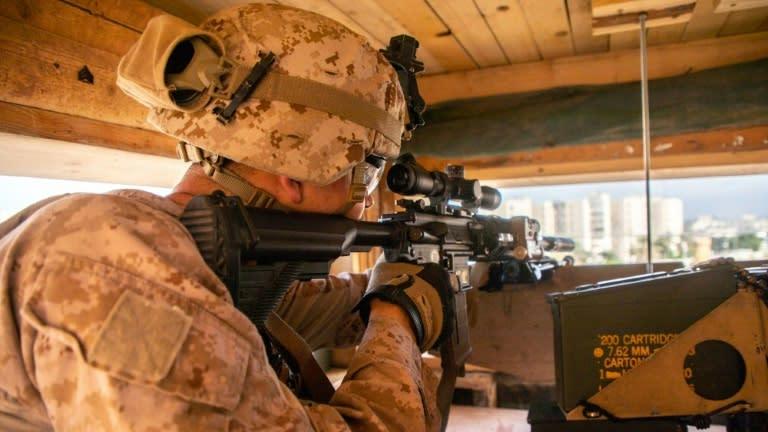 Attack near United States  embassy in Iraqi capital