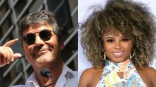 Simon Cowell takes a nasty swipe at 'I'm A Celebrity's Fleur East on 'X Factor' final