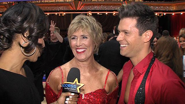 Diana Nyad Reacts To 'DWTS' Elimination