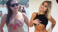 Before-and-after photos show how cutting alcohol can change your life