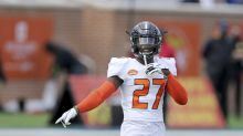 Falcons sign second-round pick safety Richie Grant